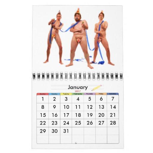 Desnudos de buen gusto 2012 calendario