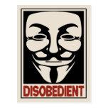 Desobediente Postal