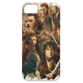 Desolación de los caracteres de Smaug iPhone 5 Carcasa