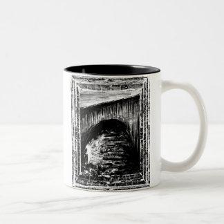Desolate Soul Two-Tone Coffee Mug