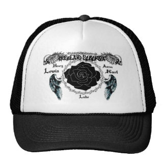 Desolate Suburbia Hats