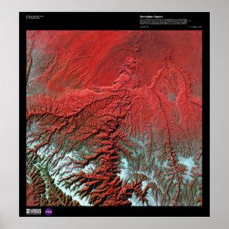 Desolation Canyon Utah Poster