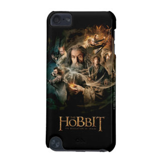 Desolation of Smaug Characters 2 iPod Touch (5th Generation) Case