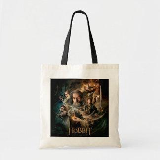 Desolation of Smaug Characters 2 Tote Bag