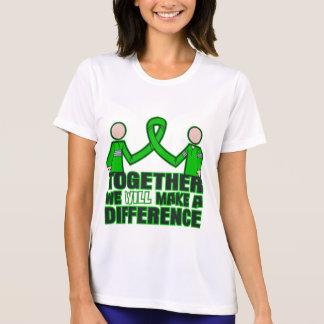 Desorden bipolar juntos haremos un Differenc T Shirt