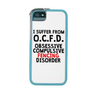 Desorden de cercado obsesivo