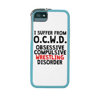 Desorden de lucha obsesivo
