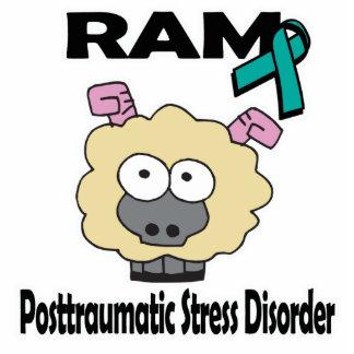 Desorden de tensión de RAM Posttraumatic Esculturas Fotográficas