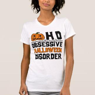 Desorden obsesivo de Halloween Polera