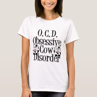 Desorden obsesivo de la vaca playera