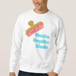Desorden obsesivo pullover sudadera
