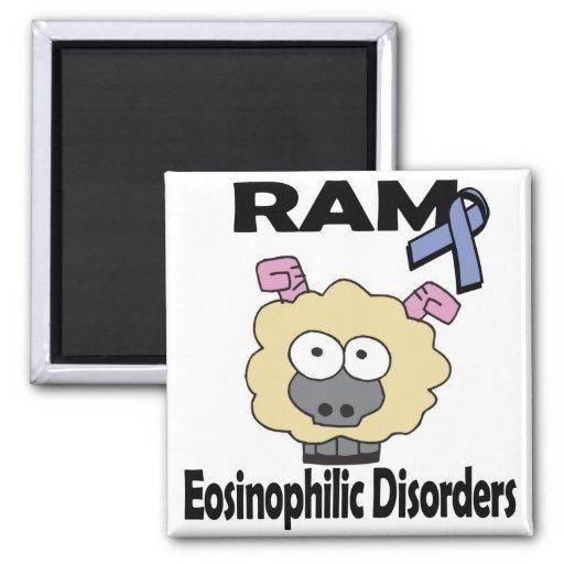 Desordenes eosinófilos de RAM Imán