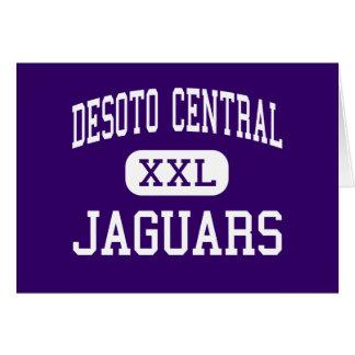 DeSoto Central - Jaguars - High - Southaven Card