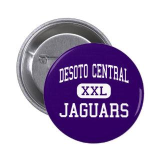 DeSoto Central - Jaguars - High - Southaven Pin