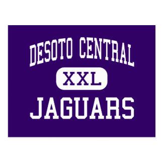 DeSoto Central - Jaguars - High - Southaven Post Card