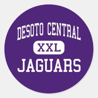 DeSoto Central - Jaguars - High - Southaven Sticker