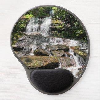 DeSoto Falls Gel Mouse Pad