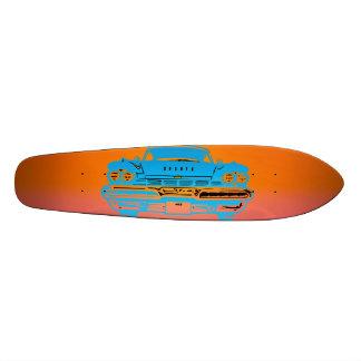 Desoto old skool skateboard