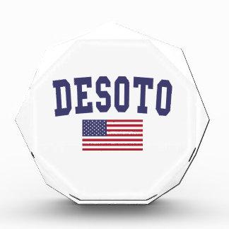 DeSoto US Flag Award