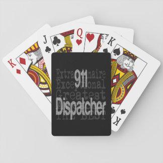 Despachador 911 Extraordinaire Barajas De Cartas