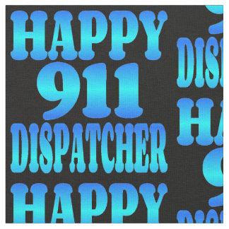 Despachador feliz 911 telas