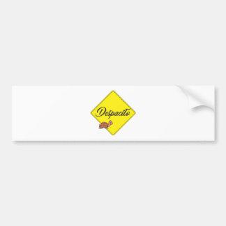 Despacito Bumper Sticker