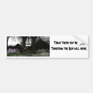Despaired Bumper Sticker