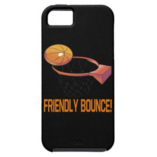 Despedida amistosa iPhone 5 Case-Mate protector