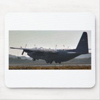 DESPEGUE DE AFGANISTÁN C-130 HÉRCULES TAPETE DE RATON
