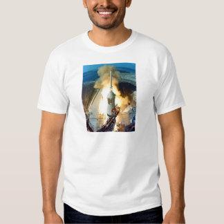 Despegue del vehículo de espacio de Apolo 11 Polera