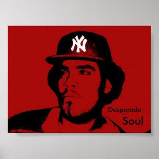 Desperado Soul Che poster