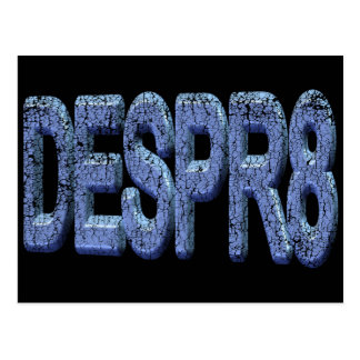Desperate Funny T-shirts Gifts Postcard