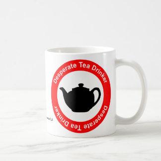 Desperate Tea Drinker's Mug