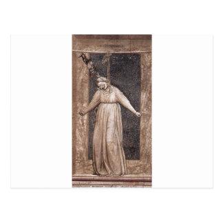 Desperation by Giotto Postcard