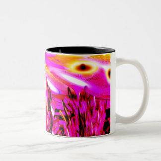 Desperation Two-Tone Coffee Mug