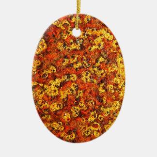 desperdicios marrones oxidados S de la antigüedad  Ornamentos Para Reyes Magos