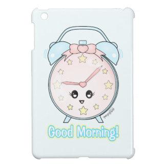 Despertador de Kawaii iPad Mini Cobertura