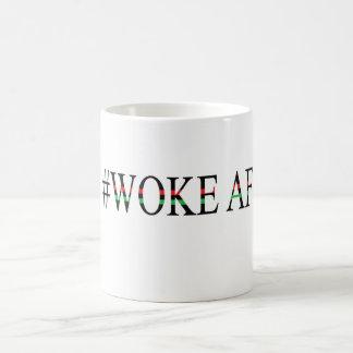 DESPERTÓ la taza de café del AF