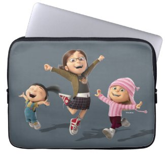 Despicable Me | Edith, Margo & Agnes Laptop Sleeve