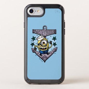 Despicable Me | Minion Ahoy Buddie Speck iPhone Case