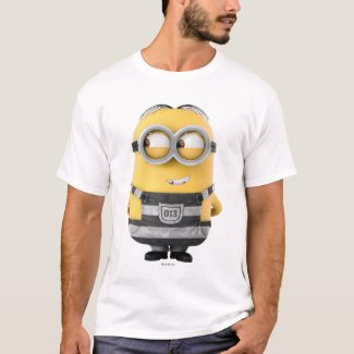 Despicable Me | Minion Dave in Jail T-Shirt