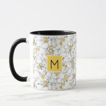 Despicable Me | Minions & Pig Pattern Mug