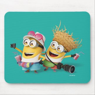 Despicable Me | Minions Vacation Mouse Pad