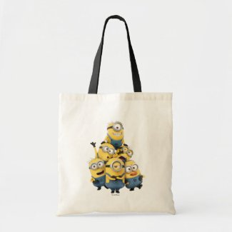 Despicable Me | Pyramid of Minions Tote Bag
