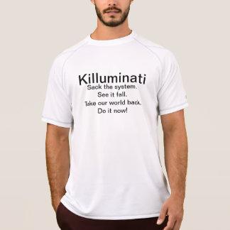 Despida el sistema tshirts