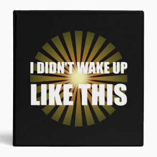 """Despierte como esto carpeta 1 1/2"""""""