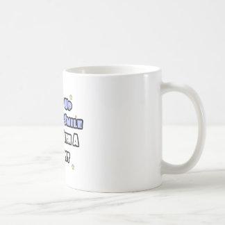 Despierte con un sueño de la sonrisa… con un taza clásica