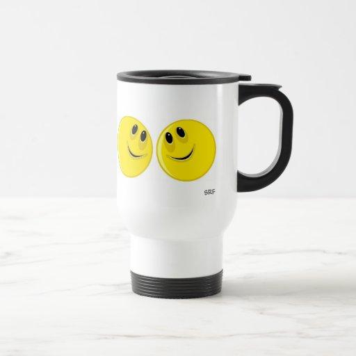 Despierte con una taza de la sonrisa…; )