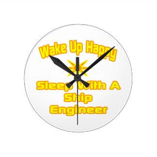 Despierte… el sueño feliz con el ingeniero de la n reloj