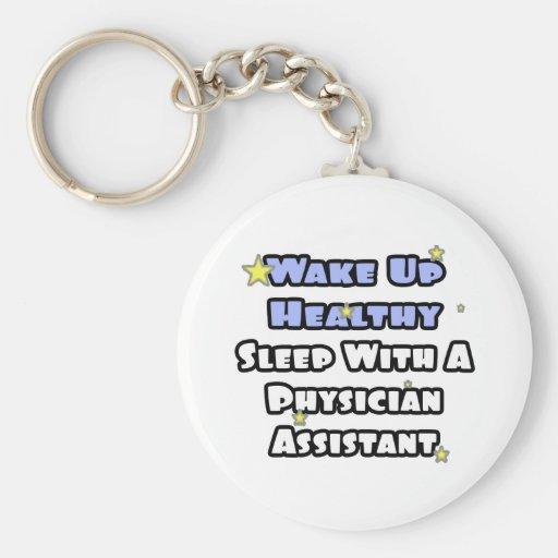 Despierte… el sueño sano con un ayudante del llavero redondo tipo pin